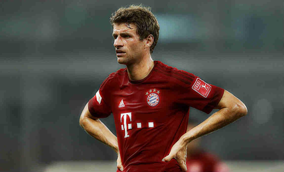 Chelsea Eye Bayern Munich U0026 39 S Thomas Muller As Costa Replacement