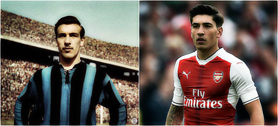 the latest 8d366 12864 Is This Arsenal Star Hector Bellerin In An Inter Milan Shirt?