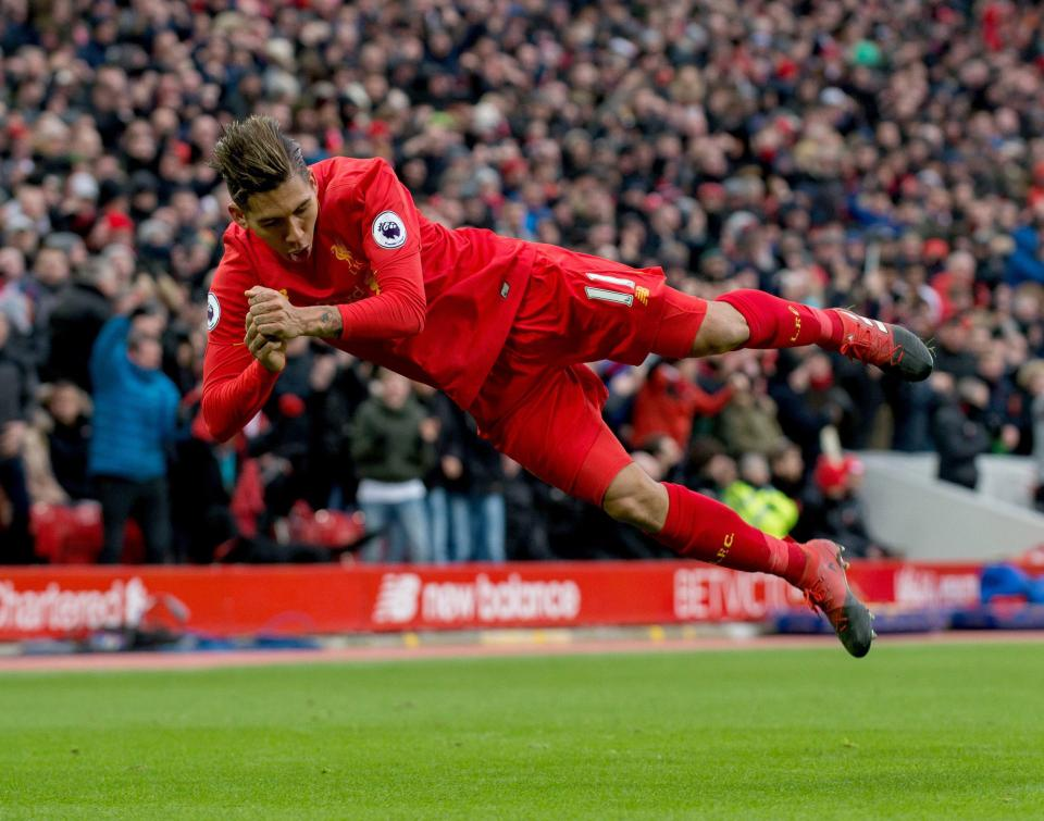 promo code f5143 54757 Roberto Firmino Must Overturn The Curse Of The Liverpool No ...