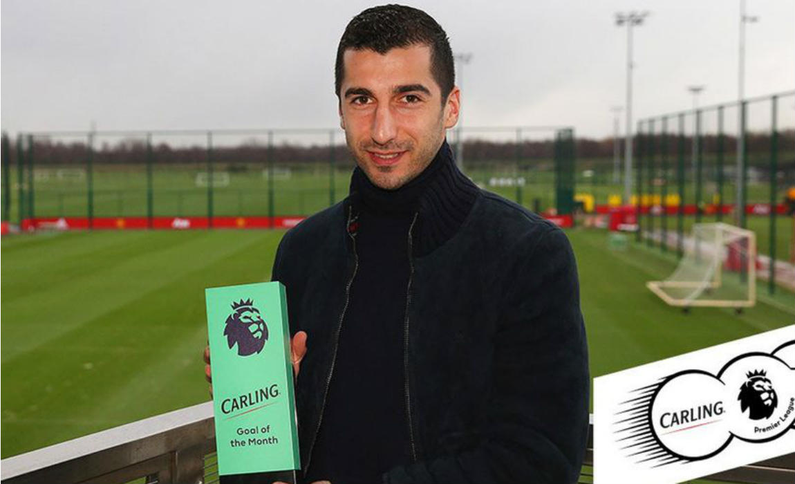 Mkhitaryan Dodges Traffic Wardens Challenge To Assist A Homeless Man