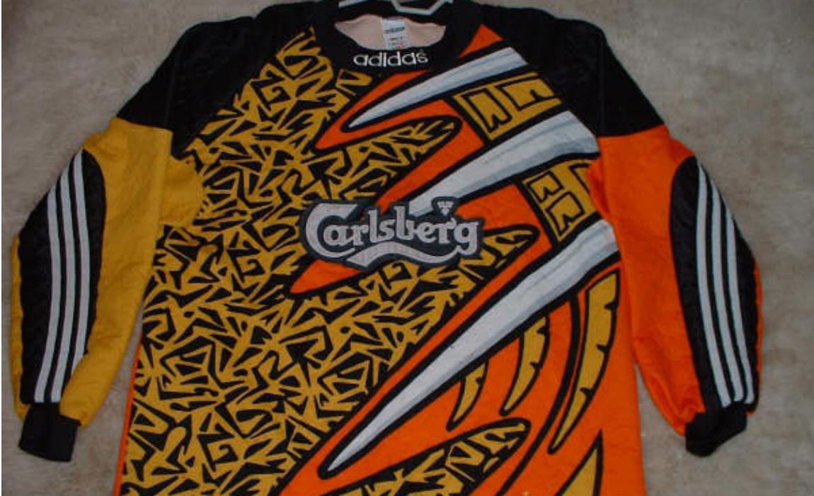 cheap for discount 24e63 08147 Top 10 Weird Jerseys In Premier League History