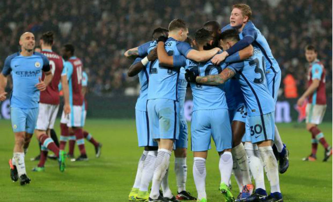 We Must Believe That We Can Beat Any Team, Guardiola Lauds Man City After Cup Win
