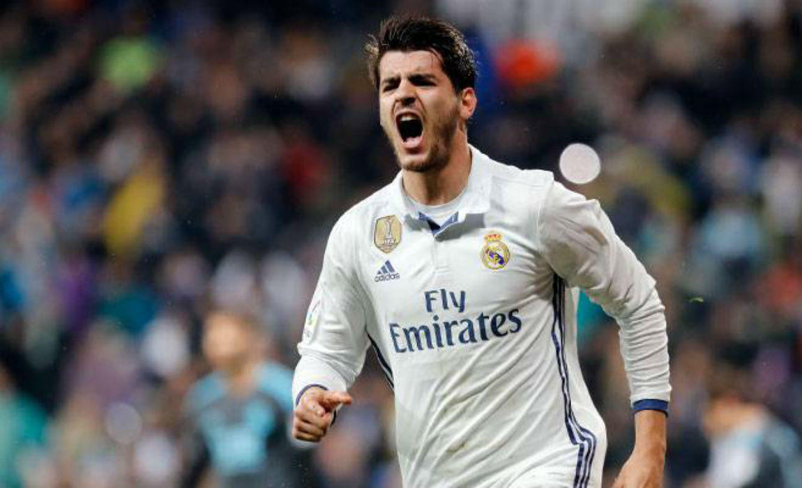 Alvaro Morata Tells Real Madrid He Is Leaving For Chelsea