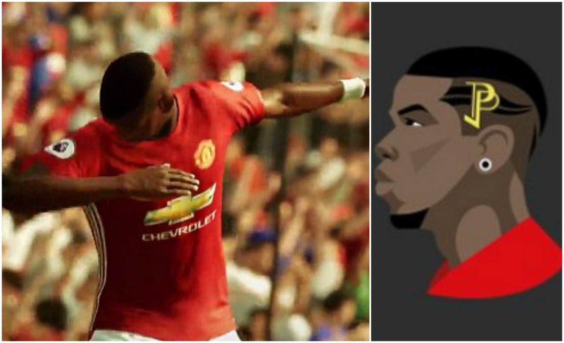 Man Utd Star Paul Pogba Becomes First Premier League Player To Have His Own Official Twitter Emoji