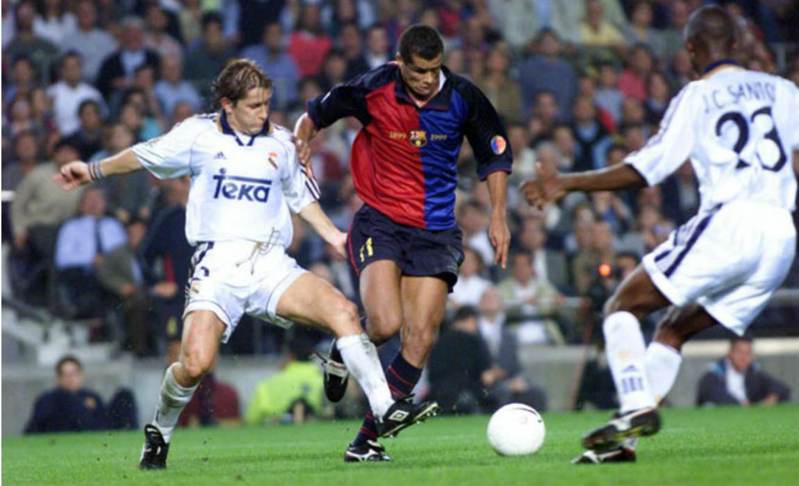 Barcelona Legend Rivaldo Agrees To Be e Global Club Ambassador