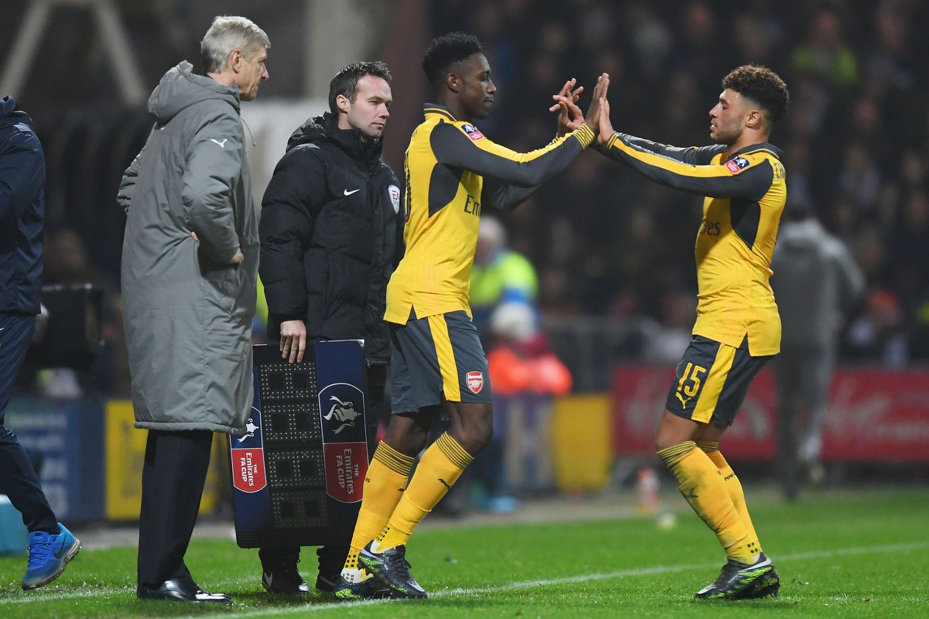 Wenger Heaps Praise On Girouds Captaincy But Admits Arsenal Were Close To FA Cup Exit
