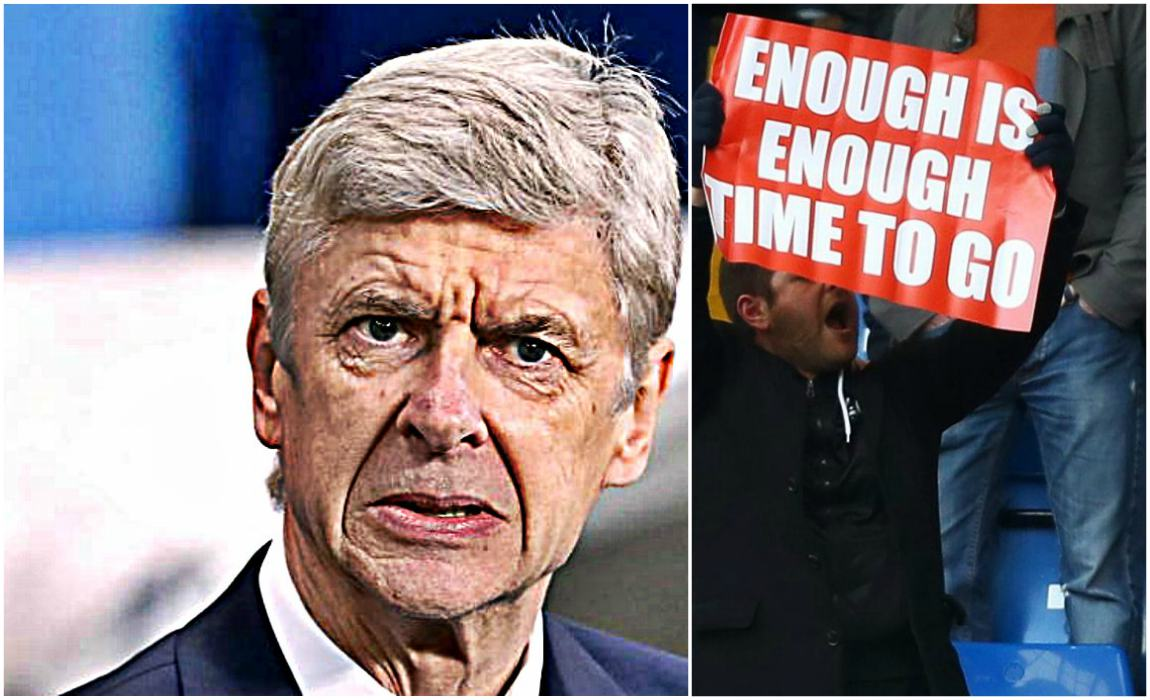 Arsenal Stars Will Get Lukewarm Showers And A Leaking Roof – Sutton Boss