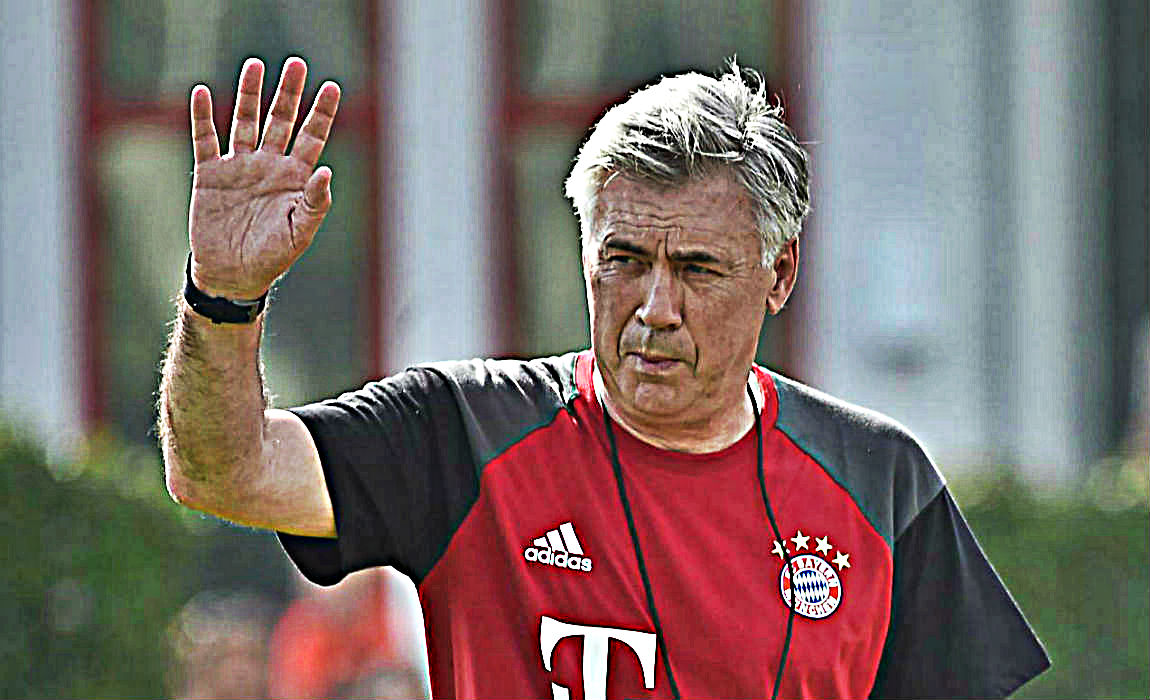 Carlo Ancelotti Shuts Down Paulo Dybala Rumours, Claims Its All A Myth