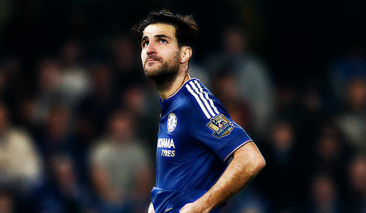 Wed Prefer To Win The Premier League   Fabregas Not Bothered By FA Cup Loss