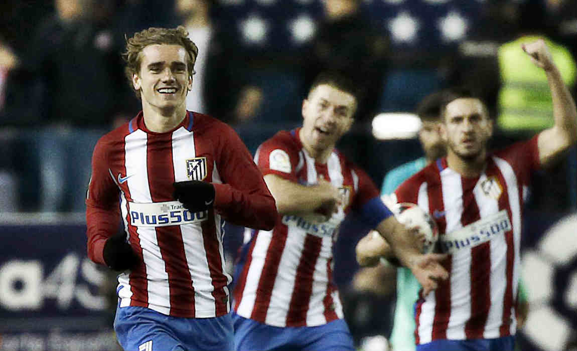 No Need To Change Claims Chelsea And Manchester United Target Griezmann