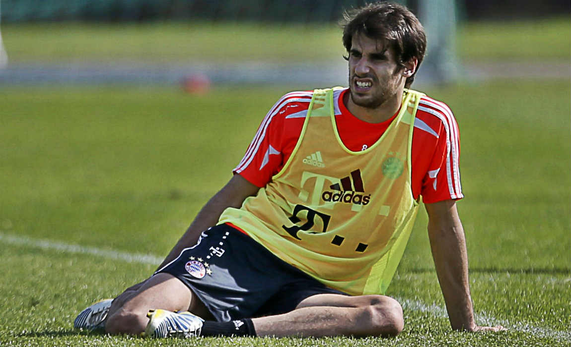 bayern munich star javi martinez confident of beating arsenal interview martinez says bayerns teamwork key to beating arsenal