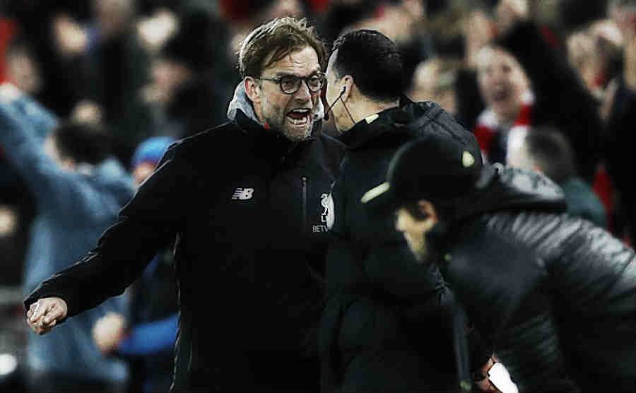 Liverpool Boss Jurgen Klopp Slams Questions Over Tactics