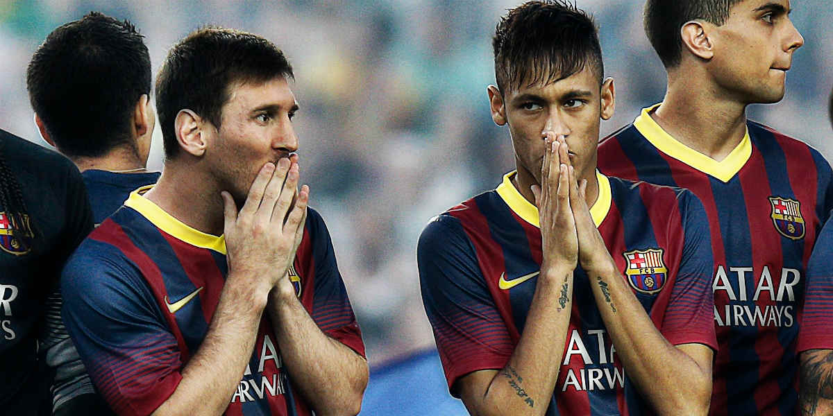 Barcelona Can Complete Yet Another Miracle Comeback Against Juventus