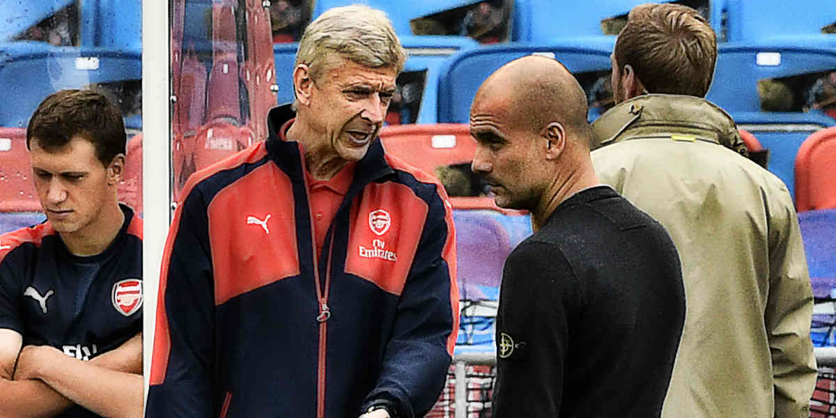 Arsenal Vs Manchester City: One Last Shot At Silverware