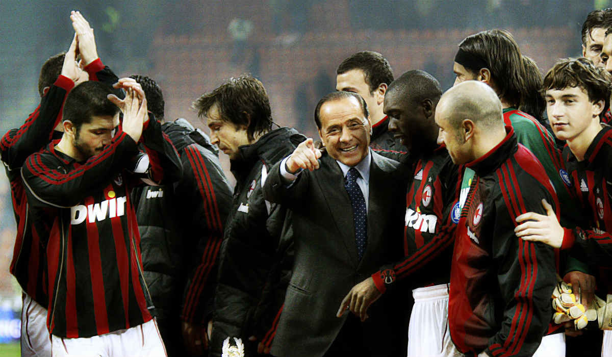 AC Milan Sale Finally Completed As Outgoing Berlusconi Writes Heartfelt Letter To Fans