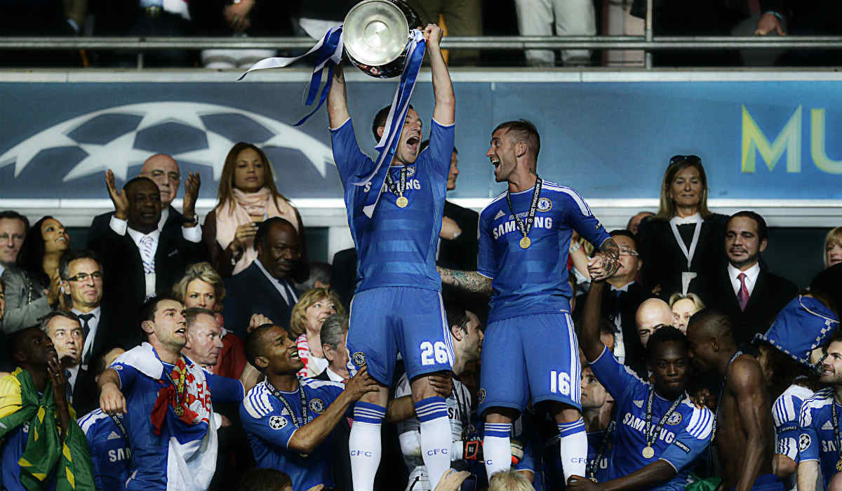 John Terry Pours His Heart Out As He Writes Emotional Farewell Letter To Chelsea Fans
