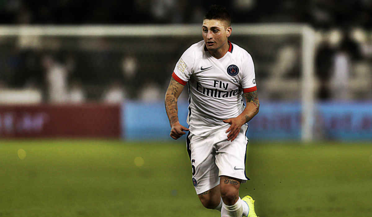Verratti Claims He Is Very Happy At PSG After Barcelona Thrashing
