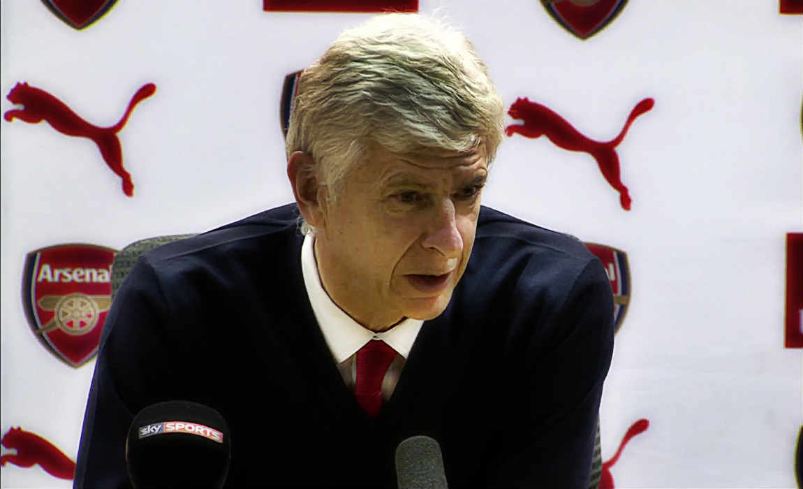 Arsene Wenger Finally Ready To Reveal His Arsenal Future