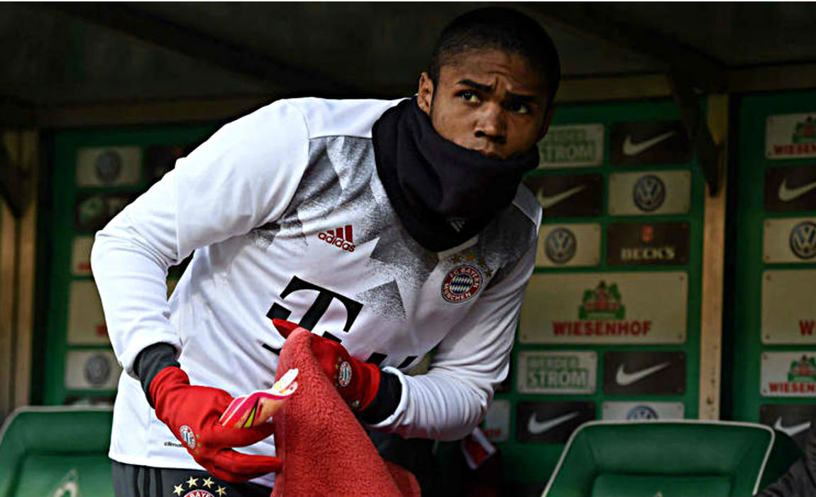 Douglas Costa Hints Summer Move After Admitting China Interest