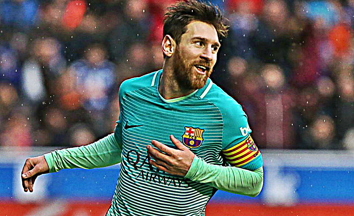 Lionel Messi To Sign New Five Year Barcelona Contract Next Month