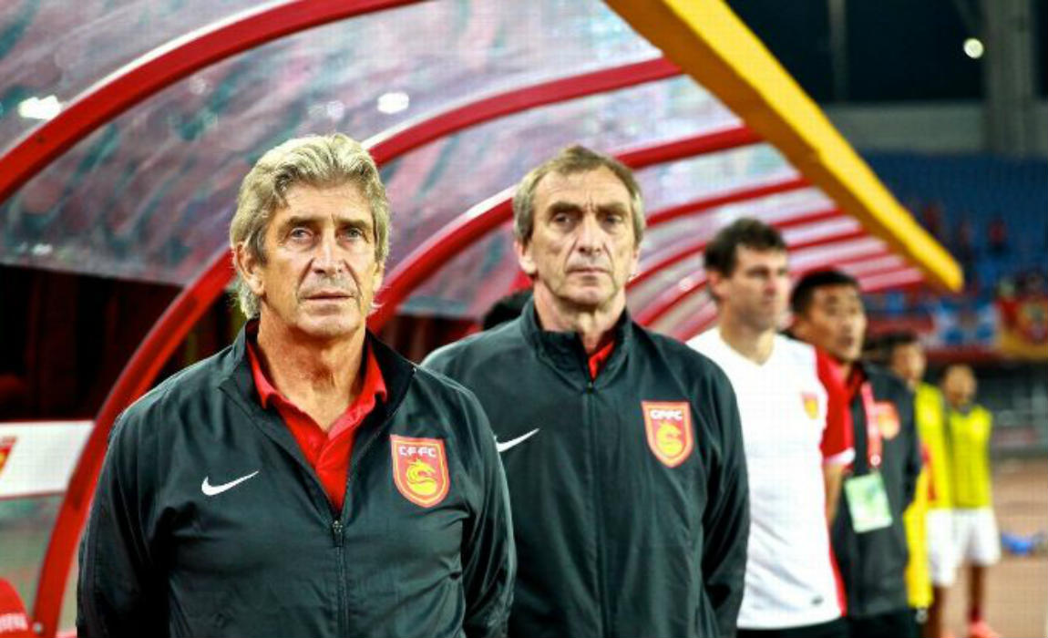 Pellegrini Determined To Guide Hebei China Fortune To AFC Champions League