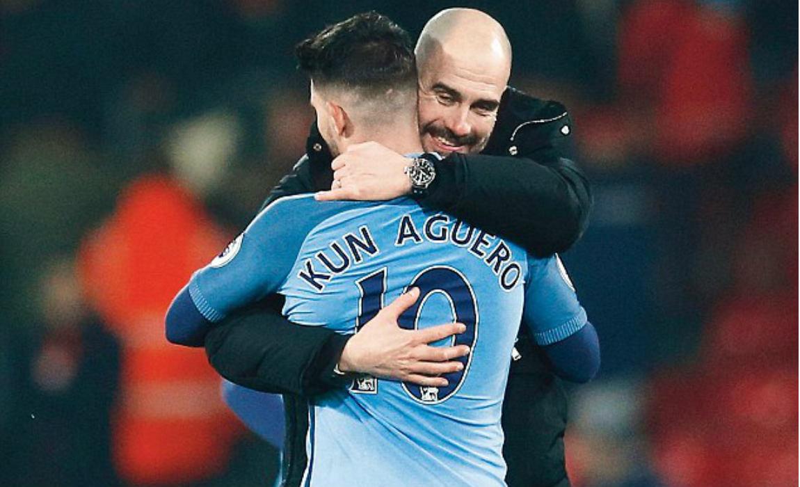 Pep Guardiolas La La Land! Manchester City Boss Finally Sees Light With Sergio Aguero, But Hails Claudio Bravo As Worlds Best