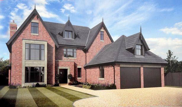 Man Utd Prodigy Rashford Buys New Lavish Mansion Worth 1 85 Million