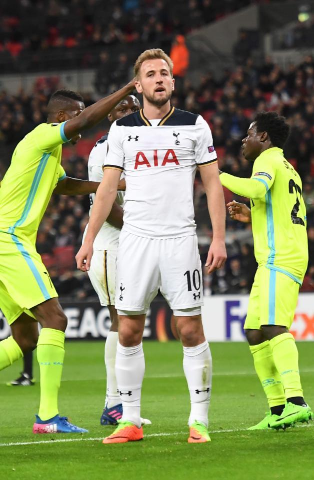 Gent Tottenham