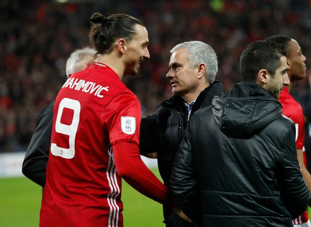 Mourinho Confirms Man Utd Are In Talks With Zlatan Over Sensational New Deal