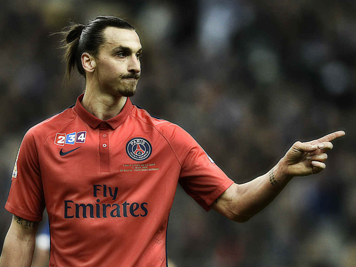 10 Facts You Did Not Know About The 'God Among Mortals ... Zlatan Ibrahimovic