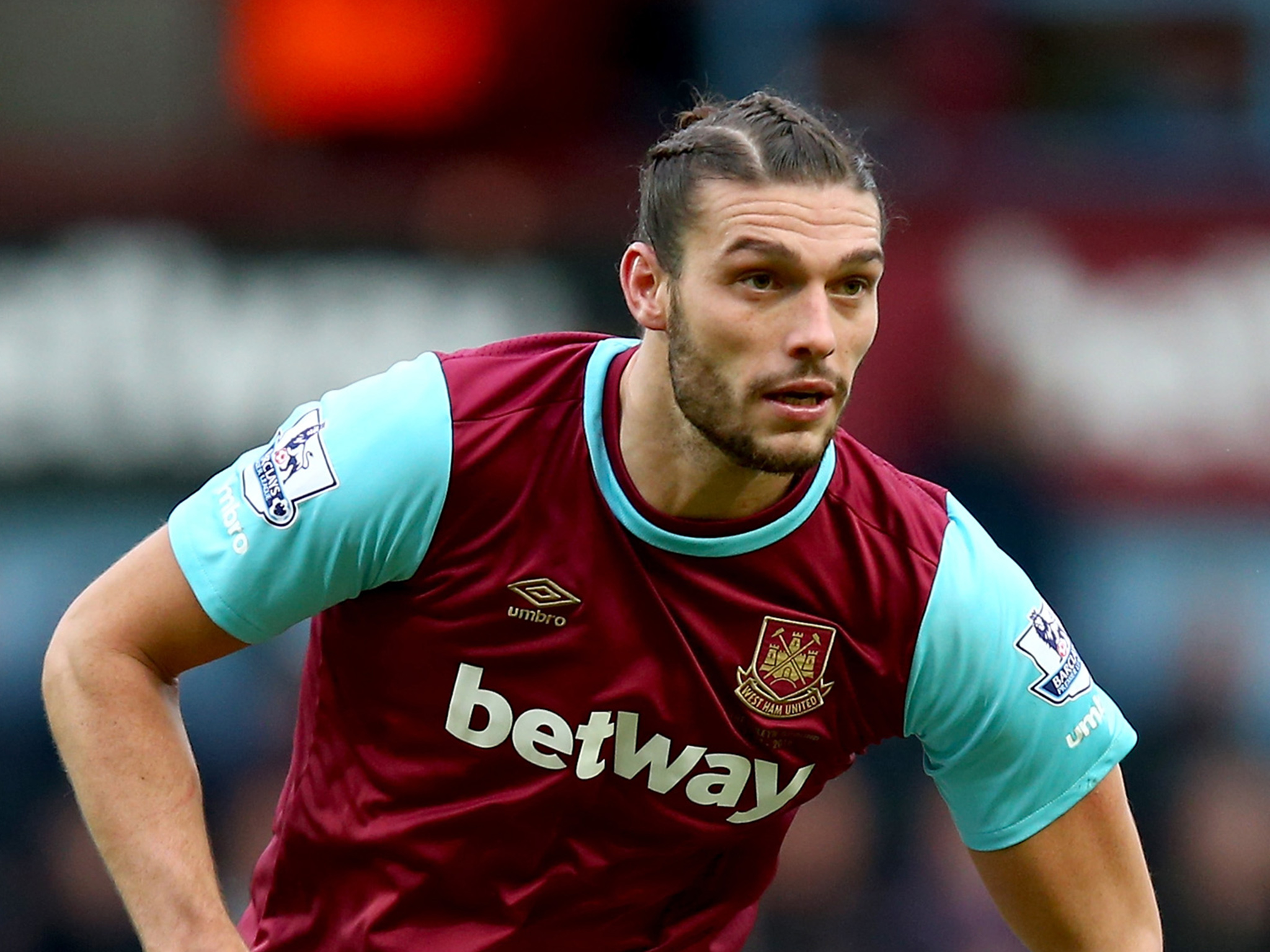 Chinese Clubs Fell In Love With Andy Carroll West Ham Boss Slaven