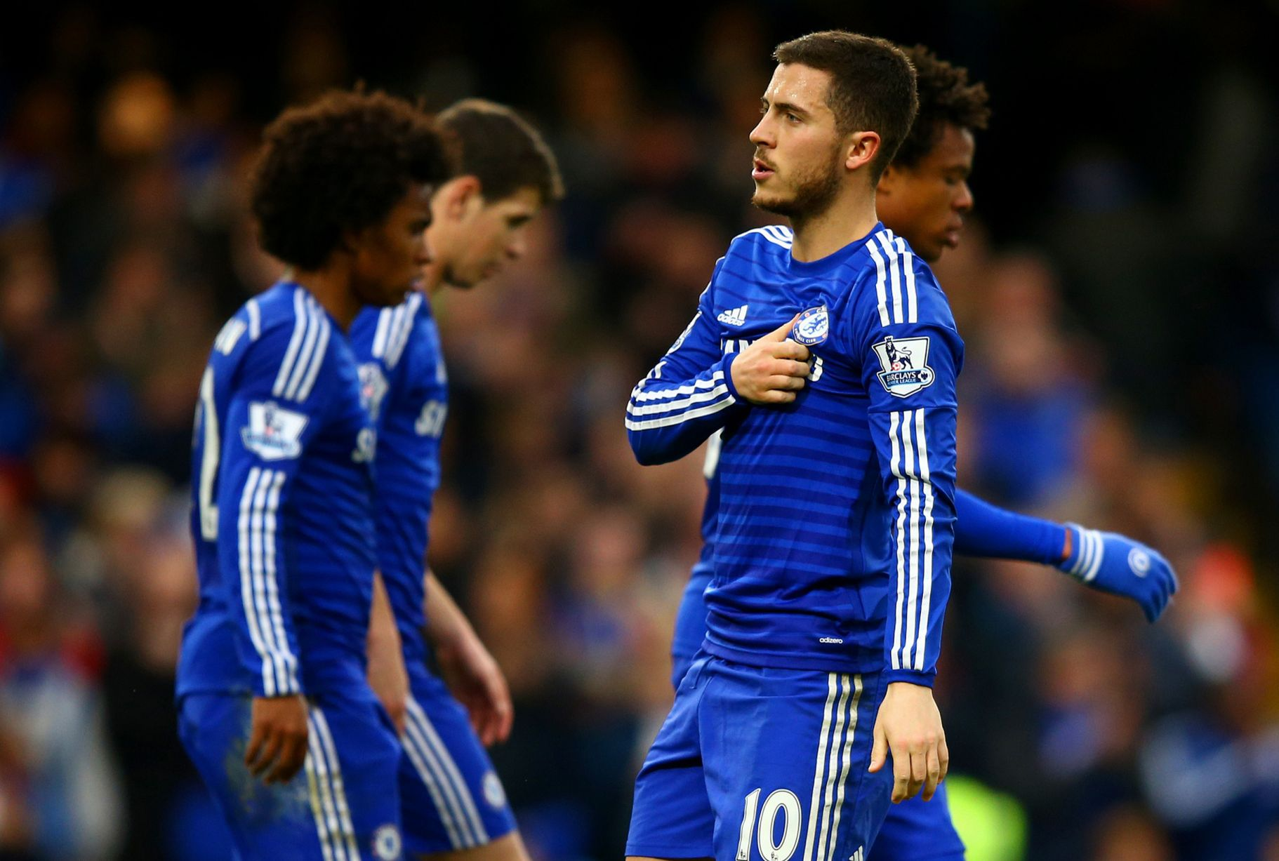 Eden Hazard In No Mood To Quit Chelsea As Winger Reveals