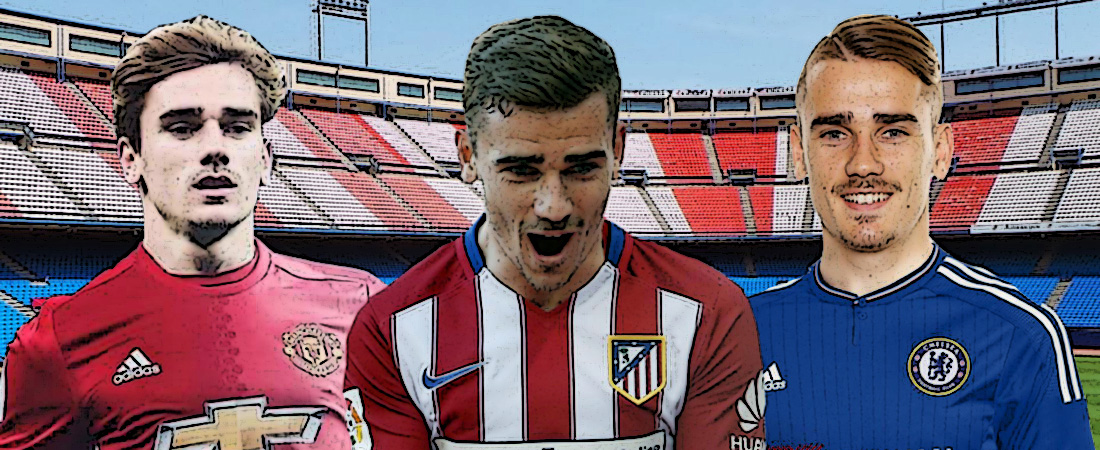 Liverpool Legend Gerrard Wants Griezmann 'As Far Away From Manchester As Possible'