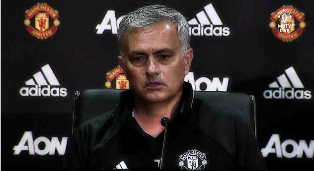 Manchester Uniteds Tactics Totally Controlled Chelsea, Claims Jose Mourinho