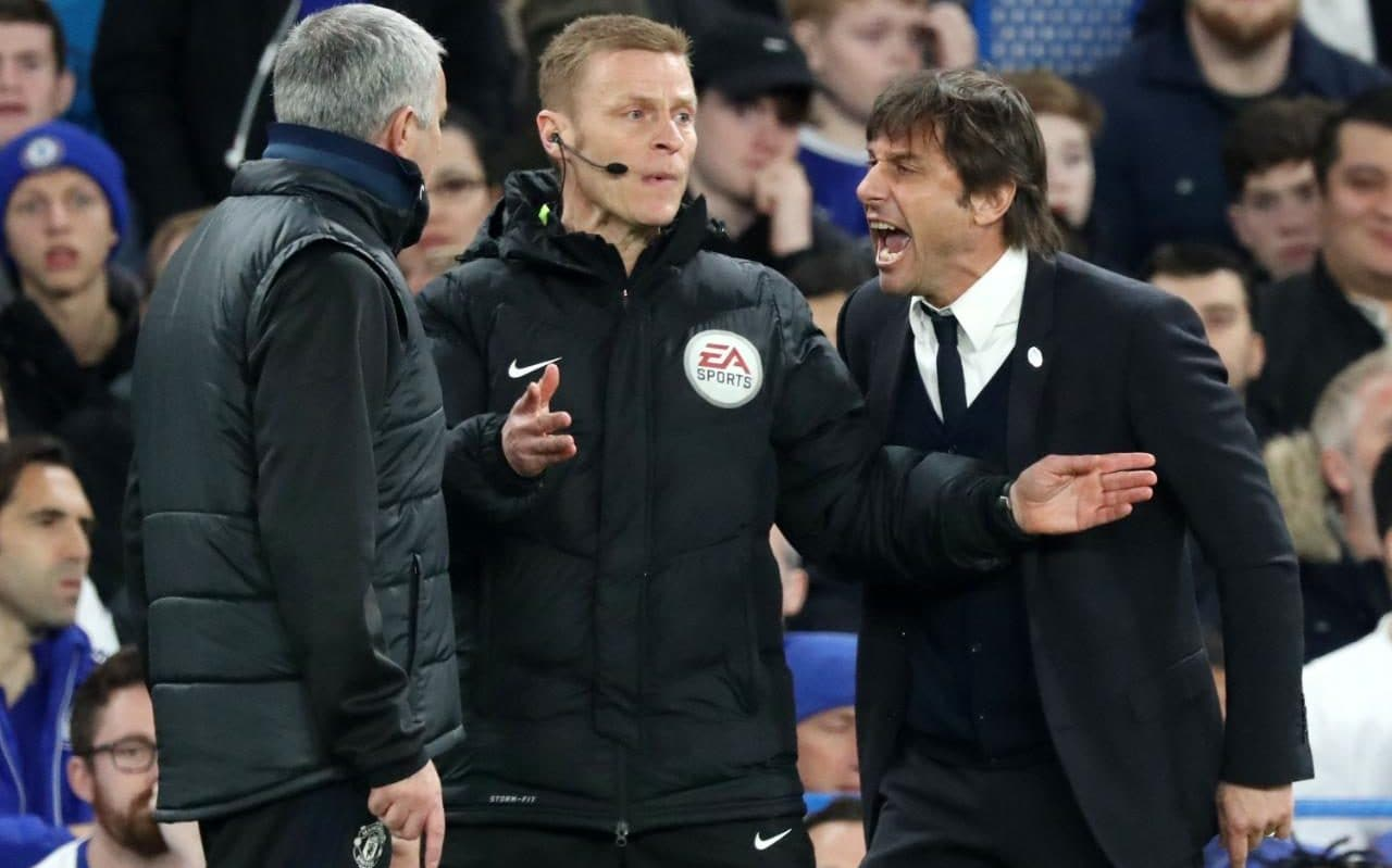 Chelsea Must Stay Focused Against Manchester United As It Is Their Title To Lose