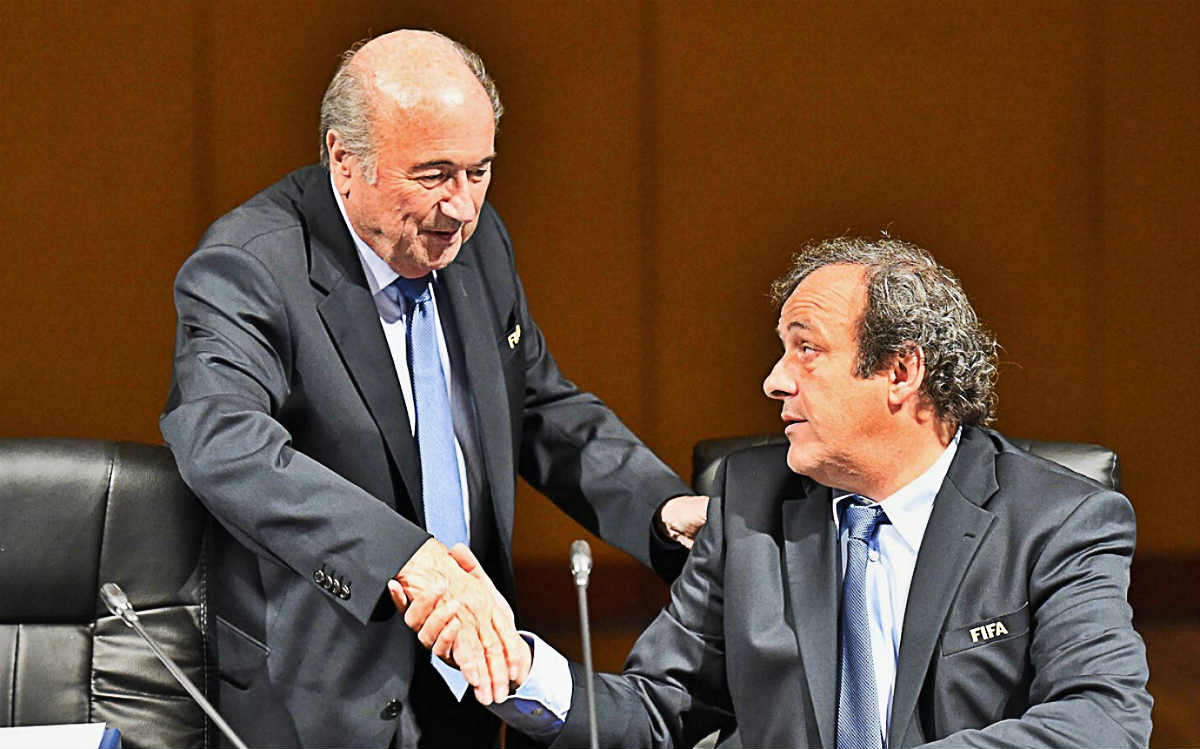 Michel Platini Blasts Disgraced Ex FIFA Boss Sepp Blatter: Hes The Most Selfish Person I Have Seen In My Life