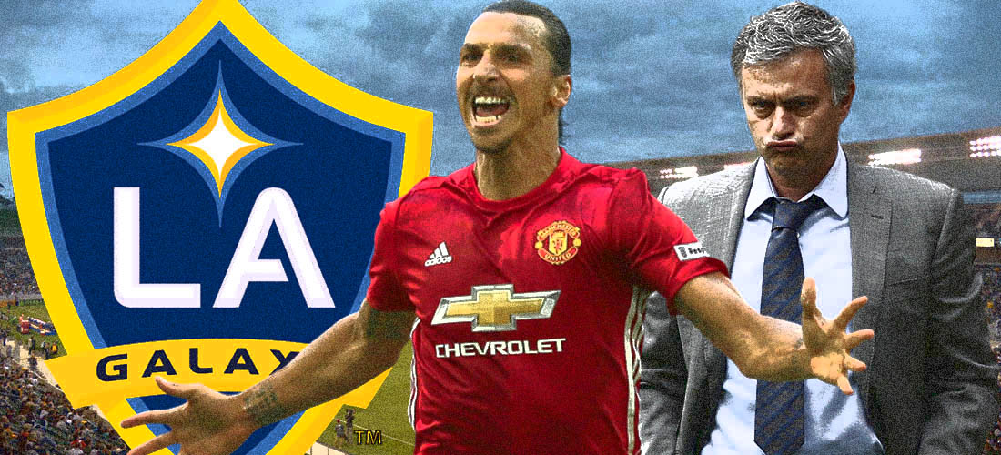 Zlatan Is A Mouthpiece For Man Utd Boss Mourinho And Hopes The Board Will Splurge £250m On New Players