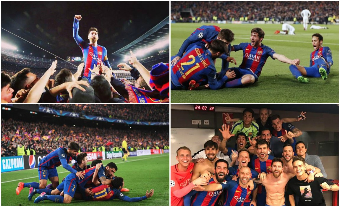 Top 6 Moments In The History Of More Than A Club Barcelona