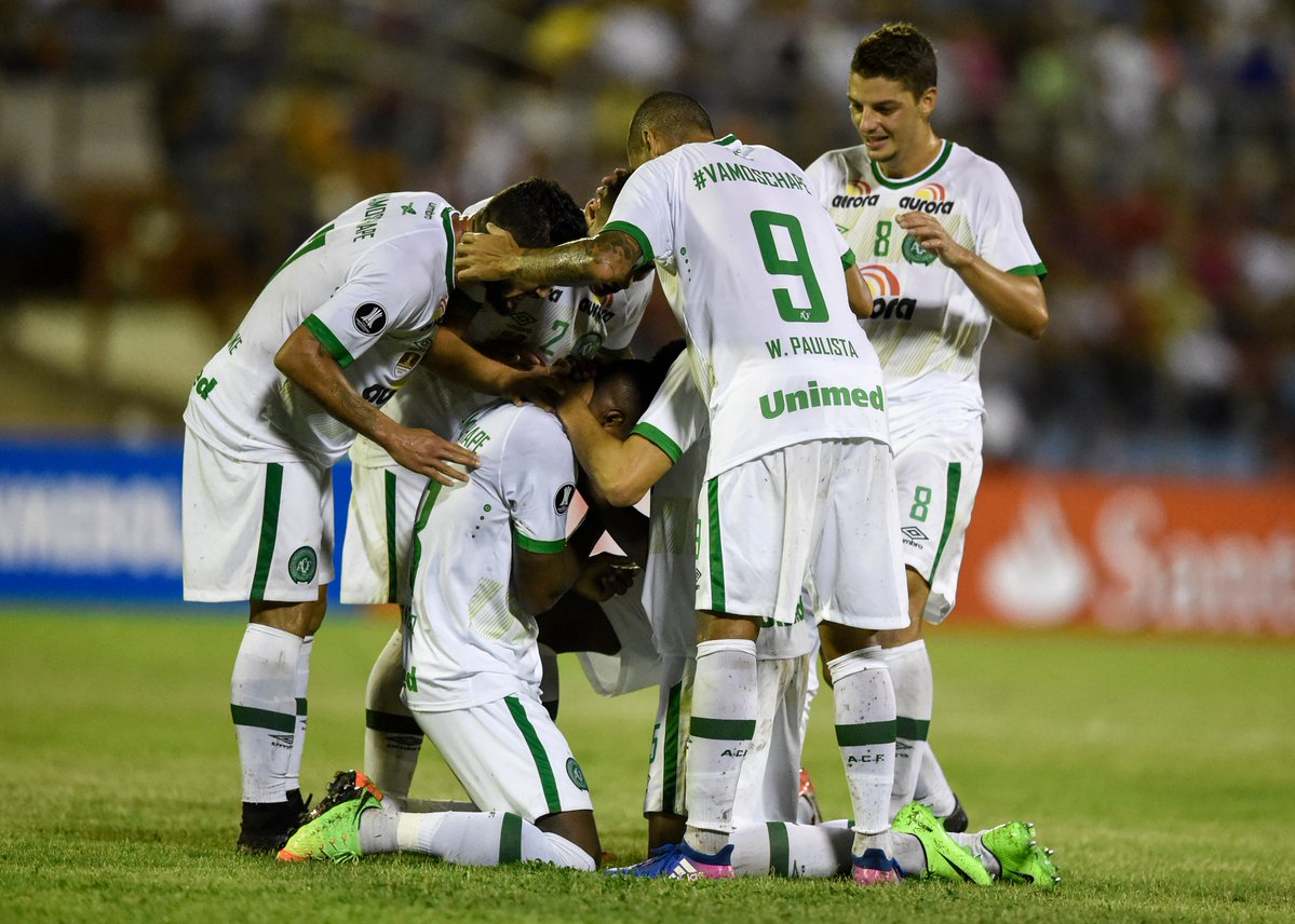 Chapecoense Win First Title Since The Horrific Plane Crash