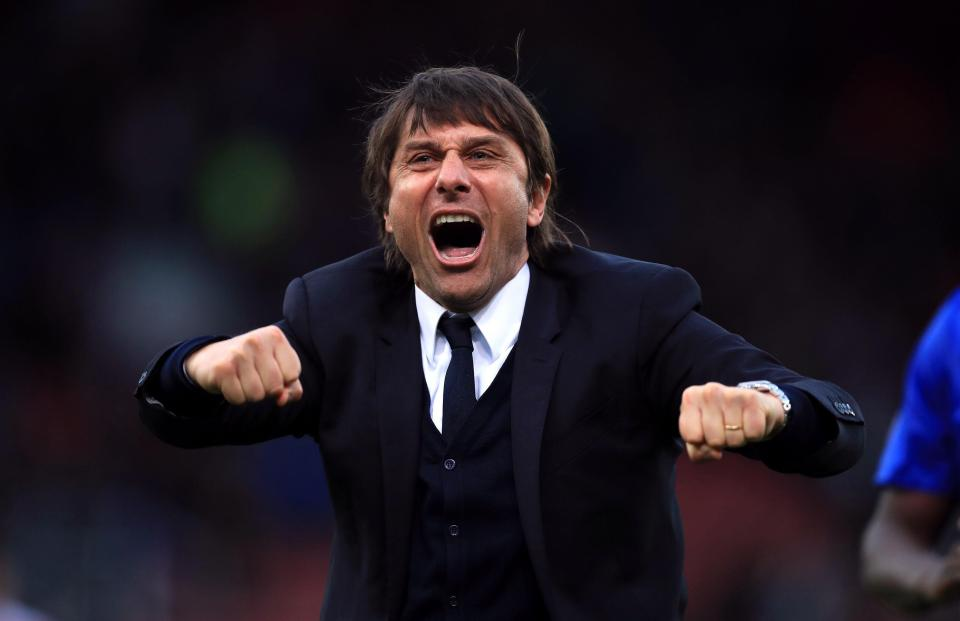 Antonio Conte Can Build A Chelsea Team To Last… Just Like Jose Mourinho's