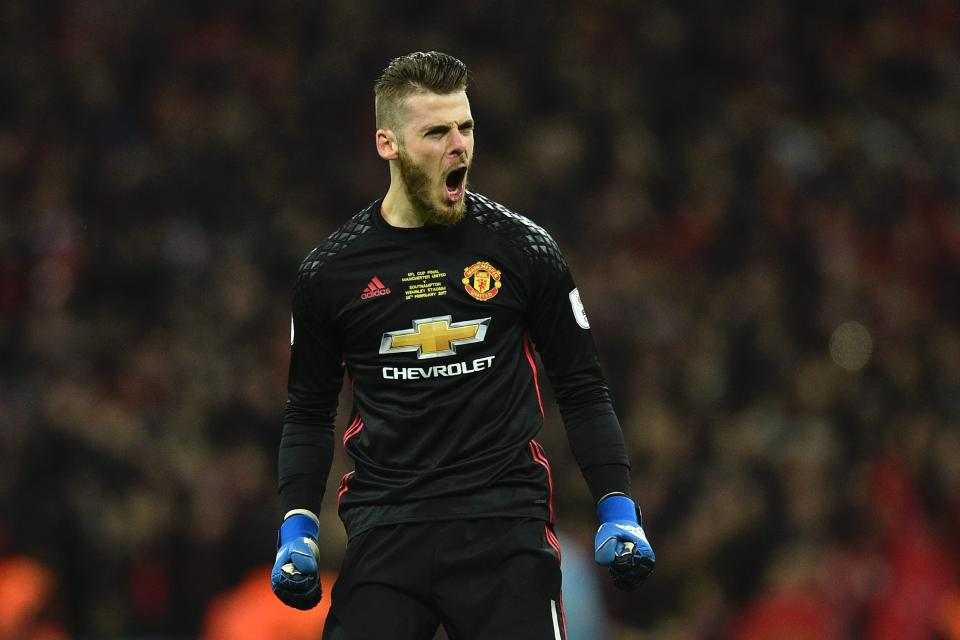 Man Utd  To Make De Gea One Of Their Top Earners In Bid To Fend Off Real Madrid Interest