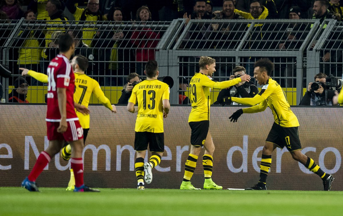 Arch Rivals Schalke And Dortmund Brace For Revierderby