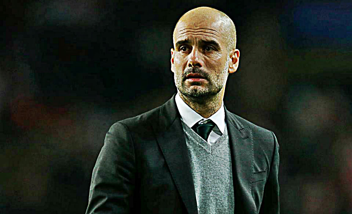 Man City Far Behind Champions League Contenders, Admits Guardiola