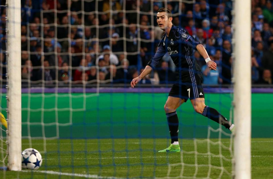 Cristiano Ronaldo Creates History, Becomes First Player To Score 100 European Club Goals