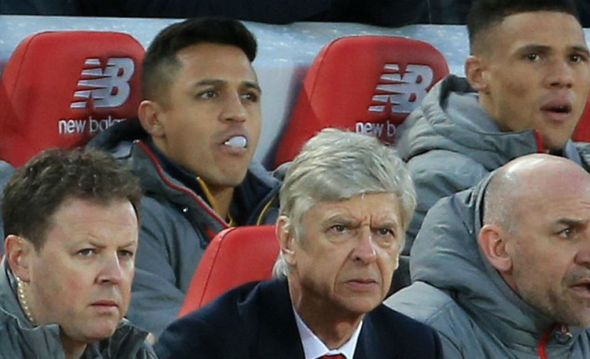 FIVE Places Where Disgruntled Alexis Sanchez Could Land After Leaving Arsenal