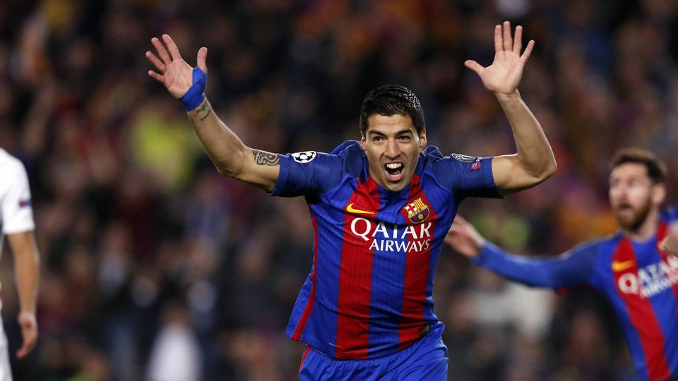 Luis Suarez Is The Best Number Nine In The World