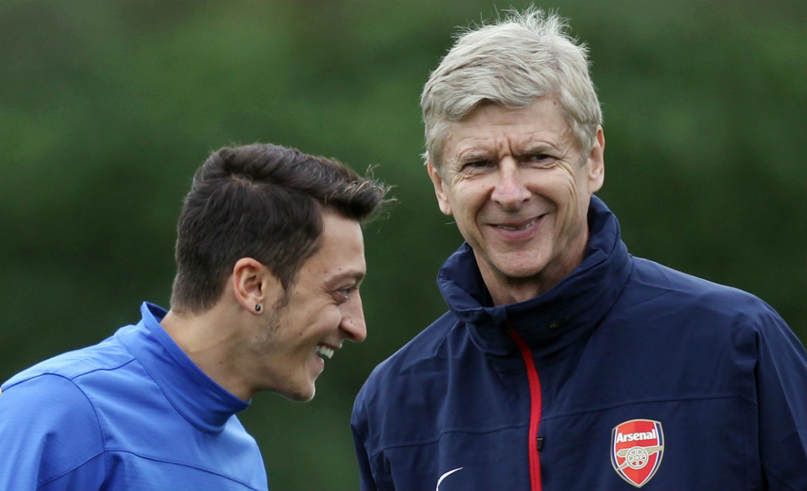 Arsenal Star Ozil In Limbo Over Wage Demands, Wenger Could Sell Him For £20M In January