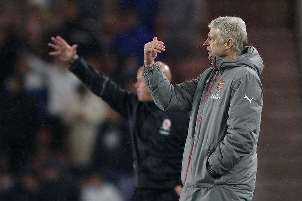 Wenger Says Arsenal Can Still Claim Champions League Spot   But Must Win EVERY Game