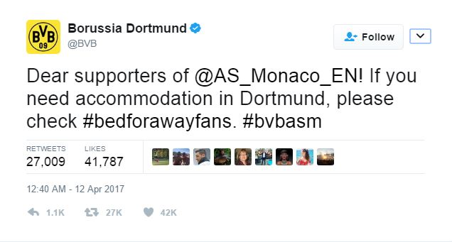 Borussia Dortmund Will Pull Together.. The Players, Fans And Management Stand United