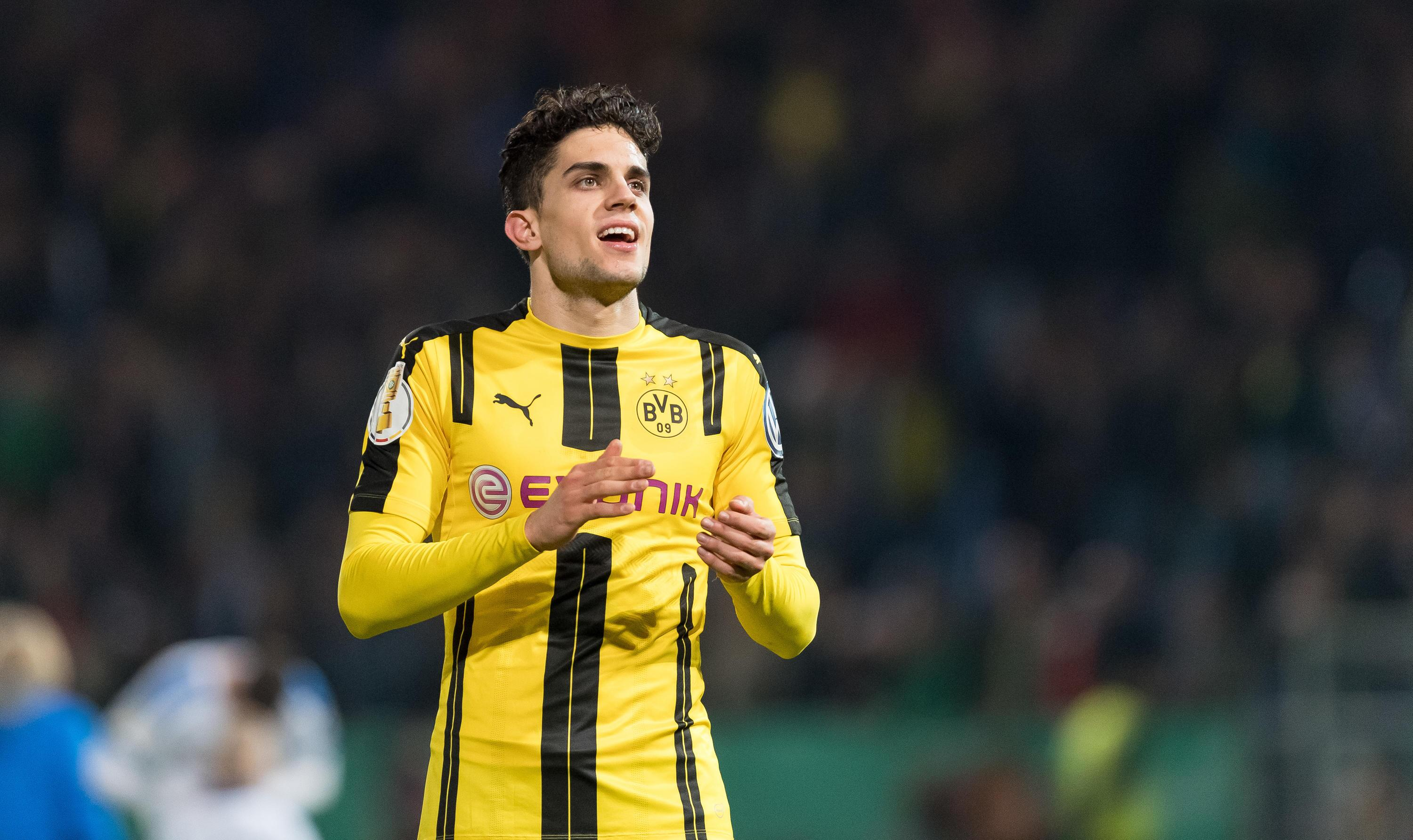 Marc Bartra Posts Encouraging Message Following Surgery After Dortmund Bomb Blast